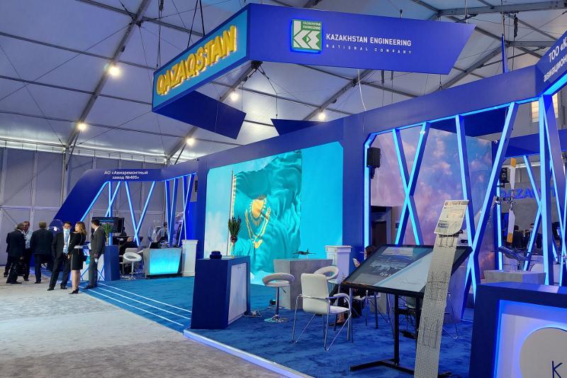 Россия будет наращивать сотрудничество с Казахстаном в сфере авиастроения