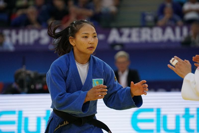 Стало известно расписание соревнований казахстанских дзюдоистов на Олимпиаде