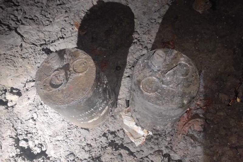Две противотанковые мины обезвредили акмолинские полицейские