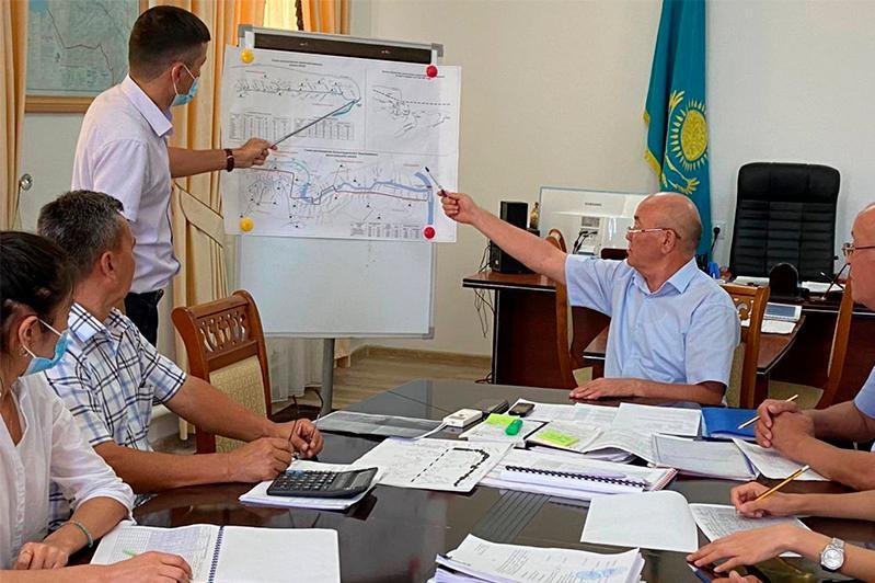 Кызылординские аграрии полностью обеспечены водой вопреки дефициту