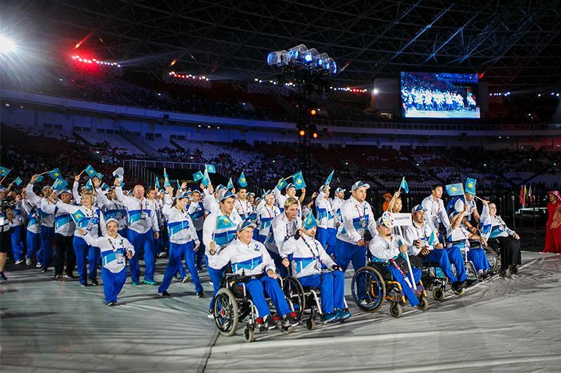 Определен состав сборной Республики Казахстан на Паралимпийские игры