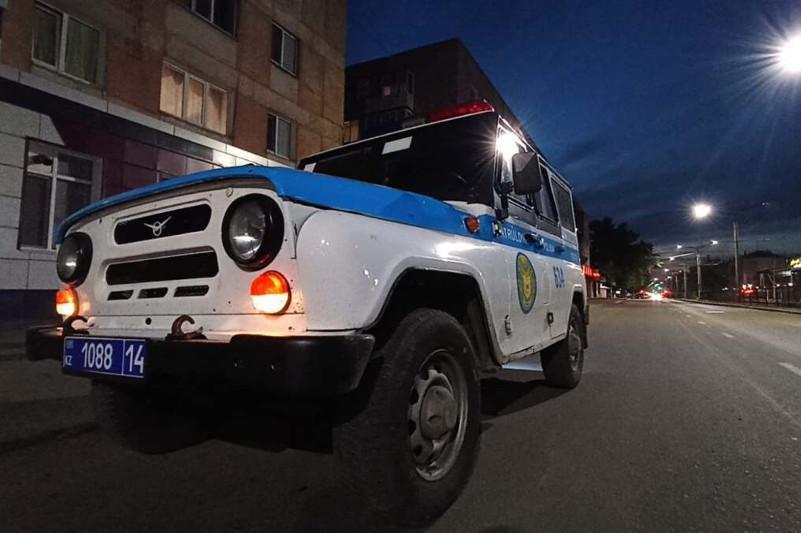 30 водителей-должников выявили в Павлодарской области