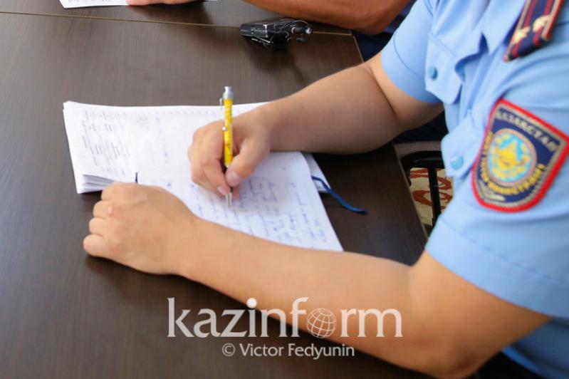 Пропавшую жительницу Шымкента вернули из Алматы полицейские