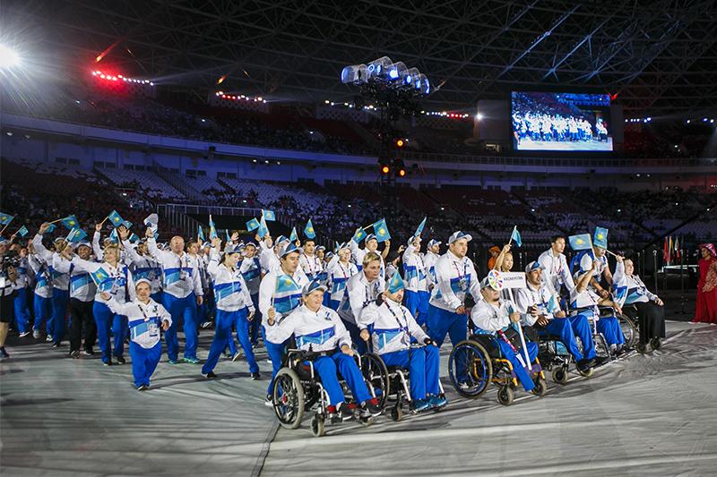 25 parathletes to represent Kazakhstan at Tokyo Paralympic Games