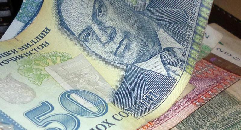 Тожикистонда янгиланган банкноталар муомалага киритилади