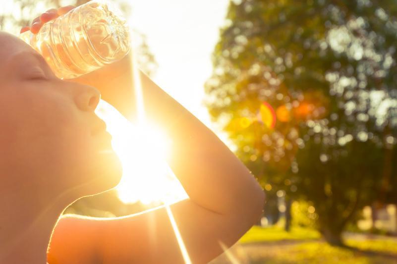 国内大部分的地区将迎来40℃炎热天气