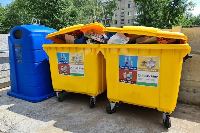 Строительство мусоросортировочного комплекса началось в Усть-Каменогорске