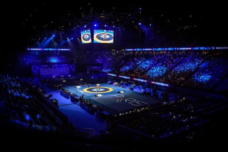 Kazakhstani grabs silver at Cadet Freestyle Wrestling Championships