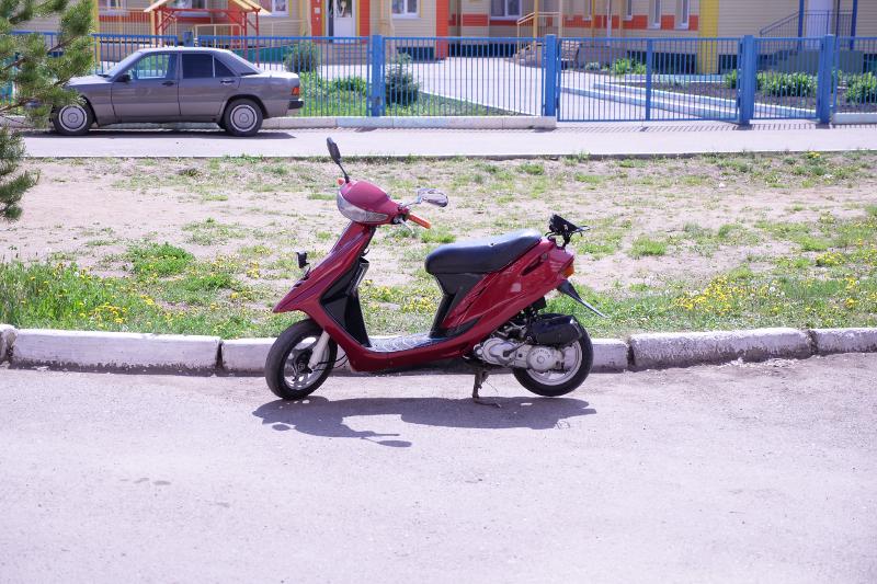 Петропавлда скутерді мас күйде жүргізген жігіт апатқа ұшырады