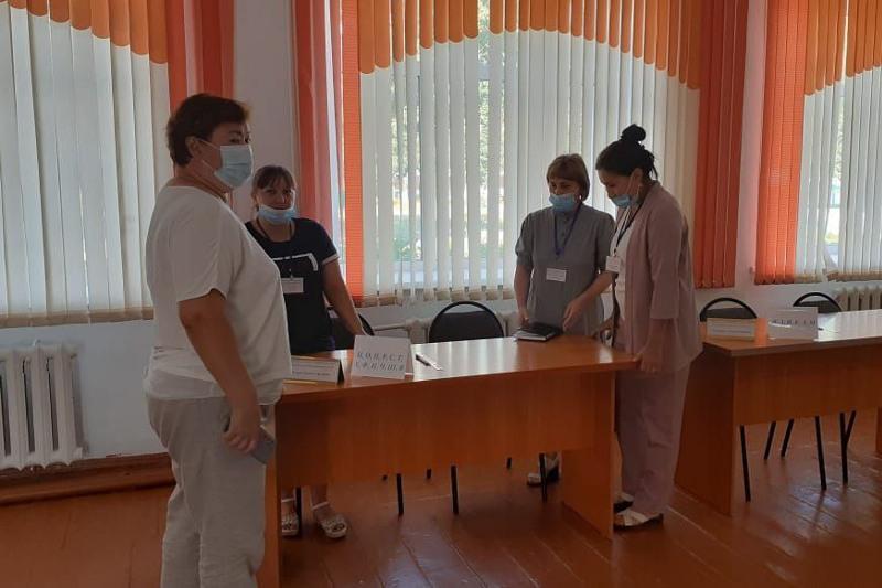 Готовность избирательных участков к выборам акимов проверили в Павлодарской области