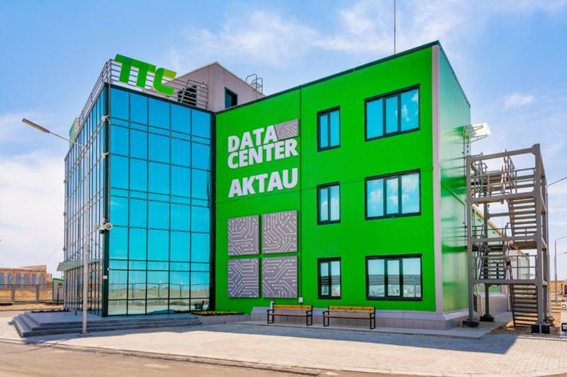 Kazakh PM Askar Mamin visits data center in Aktau