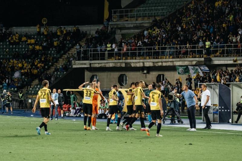 «Кайрат» обыграл «Црвену Звезду» в отборочном раунде Лиги чемпионов УЕФА