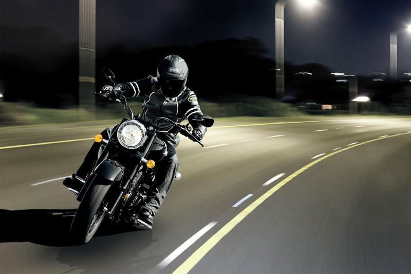 Лишённого прав нетрезвого мотоциклиста из столицы задержали в Акмолинской области