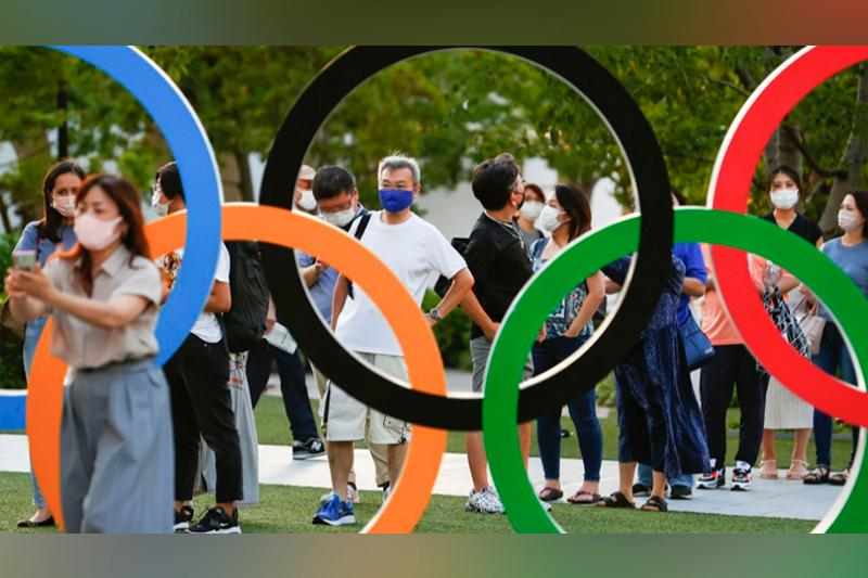 Olympics: 2 athletes, 10 others among new Olympic-related virus cases