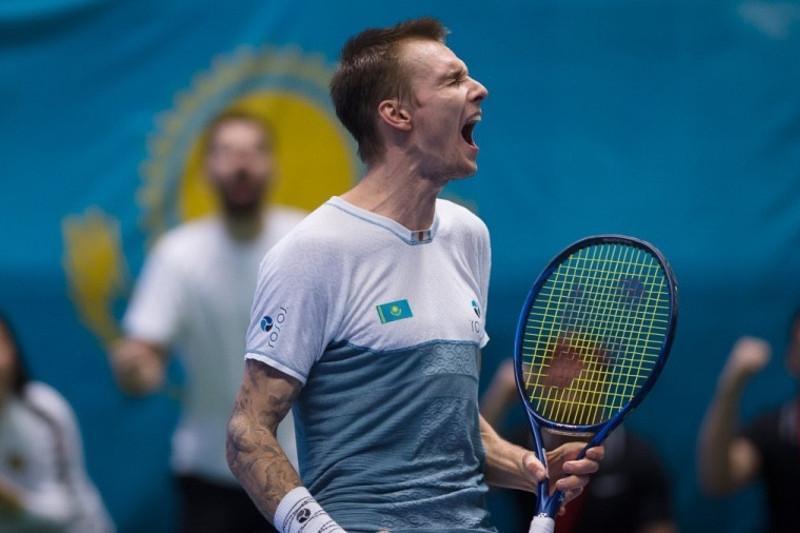 Kazakhstani tennis players face tough Tokyo Olympics draw