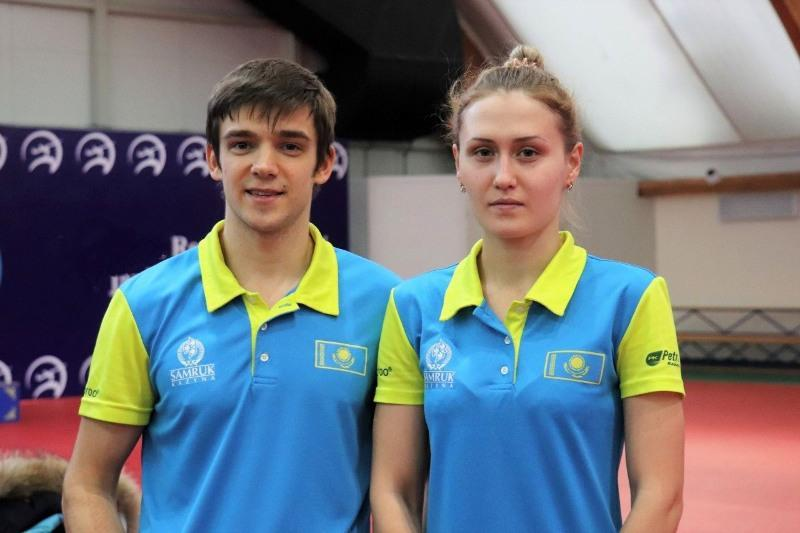 Kazakh table tennis players to kick off Tokyo Olympics campaign