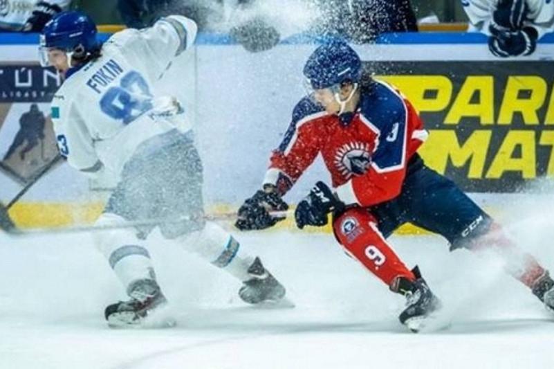 Стало известно расписание матчей Кубка Казахстана по хоккею