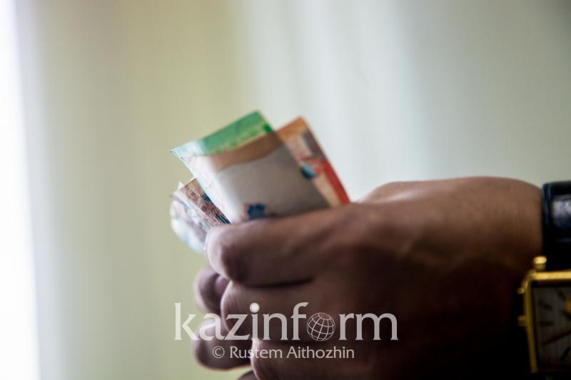 Qazaqstandyqtar 43 myń eski banknottardy aıyrbastady