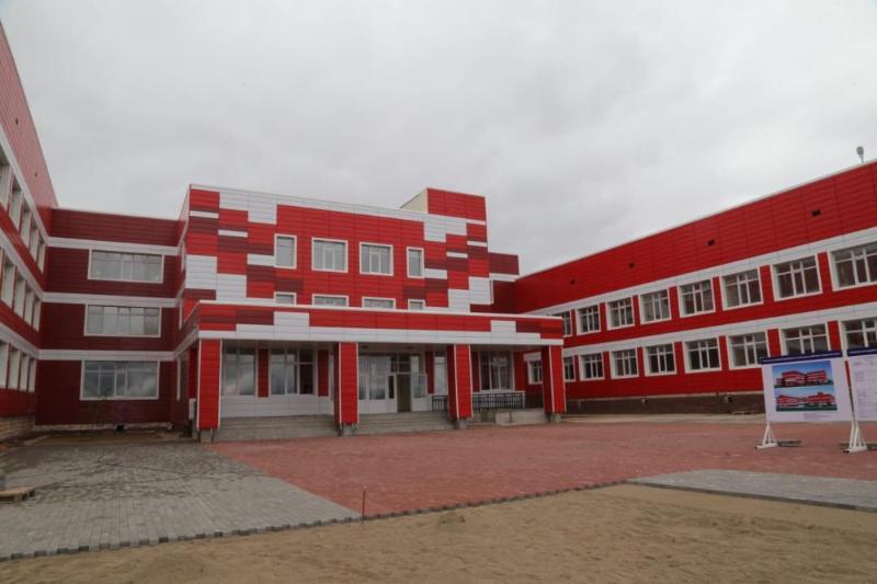 За счёт строительства школ решают проблему трёхсменного обучения в Карагандинской области