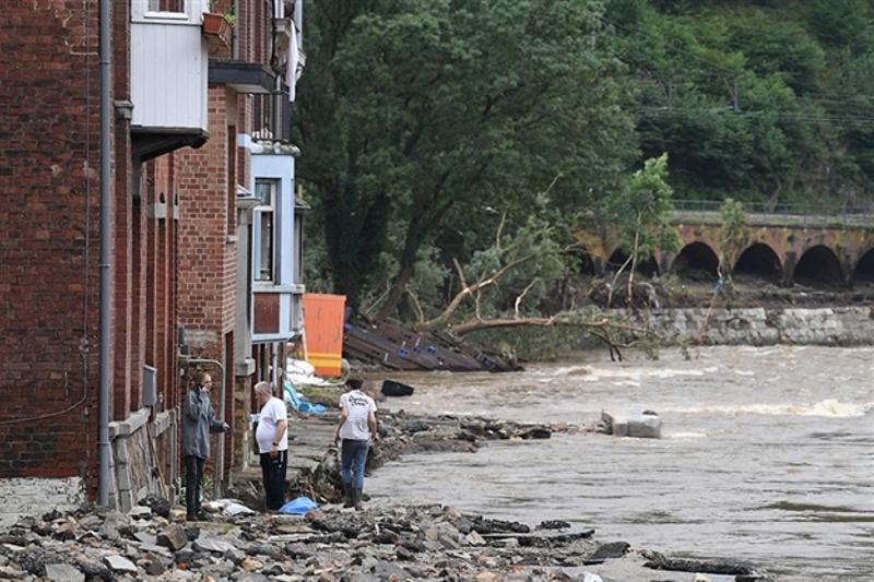Бельгиядағы су тасқынынан келтірілген залал 10 млрд еуродан асады