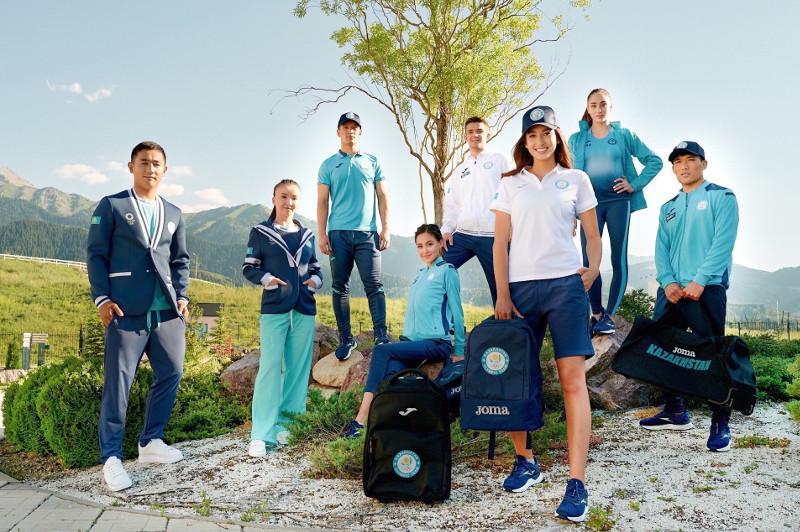 Forbes назвал казахстанскую униформу одной из лучших на олимпиаде в Токио