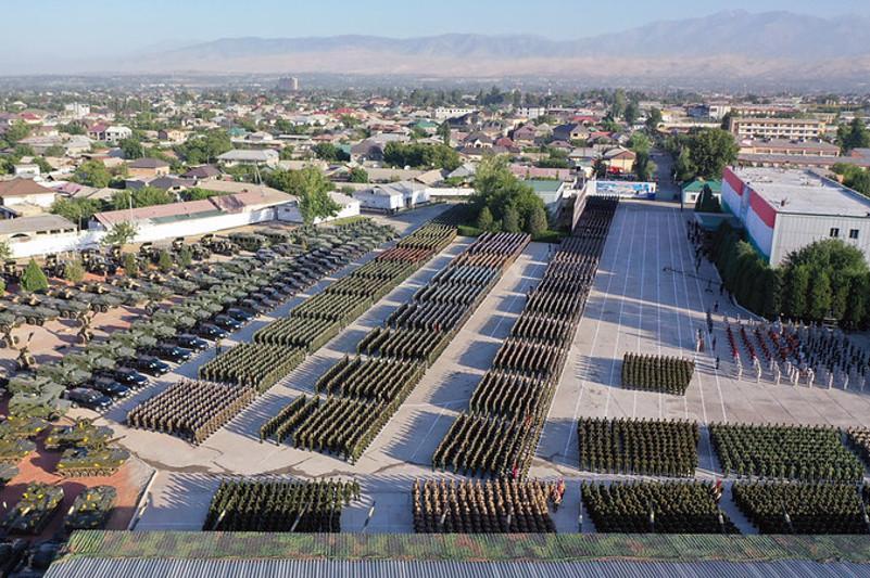 В Таджикистане проверили состояние боеготовности 230 тысяч человек с объявлением тревоги