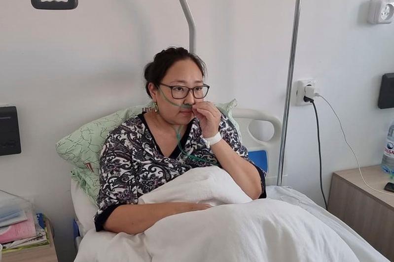 Беременную женщину с КВИ и ее малыша спасли от смерти костанайские врачи