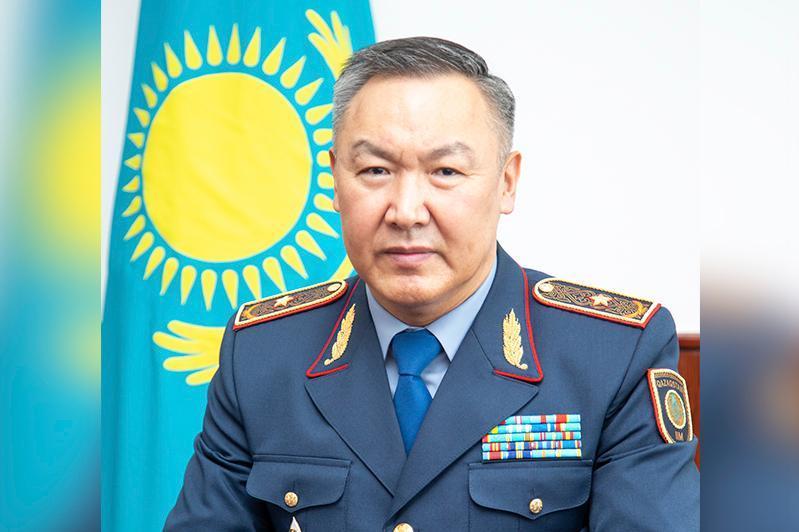 Мұрат Баймұқашев ҚР Ішкі істер министрінің орынбасары лауазымына тағайындалды