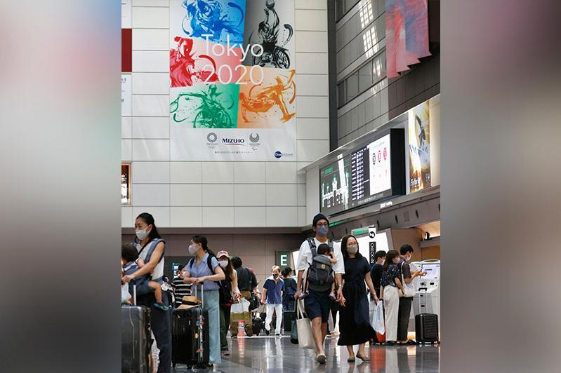 Новый антирекорд по заболевшим СOVID-19 зафиксирован в Токио за день до Олимпиады
