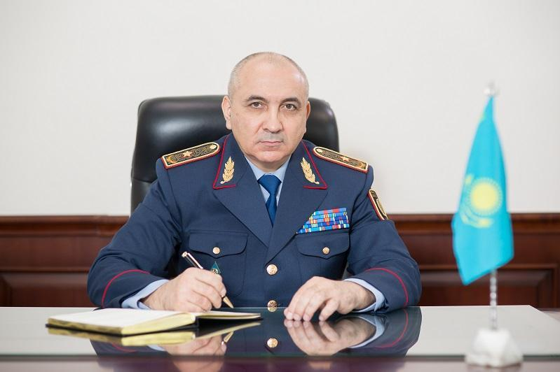 New head of Kazakh Presidential Administration's security and rule of law department named
