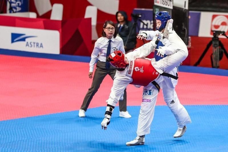 东京奥运会:哈萨克斯坦跆拳道选手的对手已确定