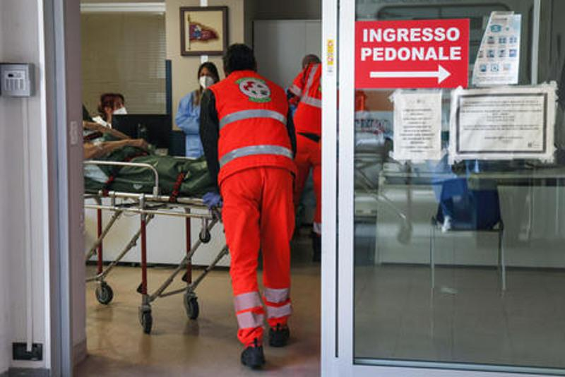 COVID in Italy: 5,057 new cases, 15 more victims