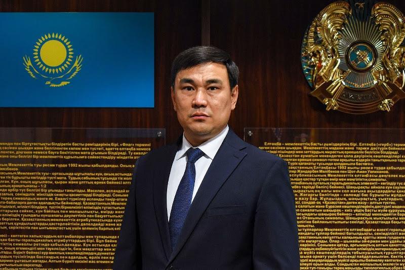 Кажмухан Бекмукашев назначен председателем Комитета геодезии и картографии РК