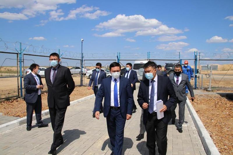 Обслуживающей компании передают газовые сети в Карагандинской области