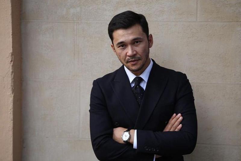Казахстанский актер получил награду кинофестиваля в Каннах