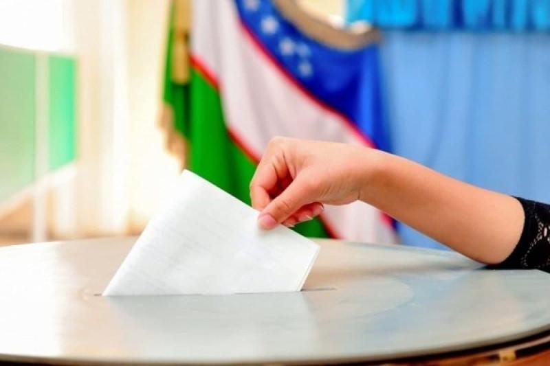 Президентская избирательная кампания стартовала в Узбекистане