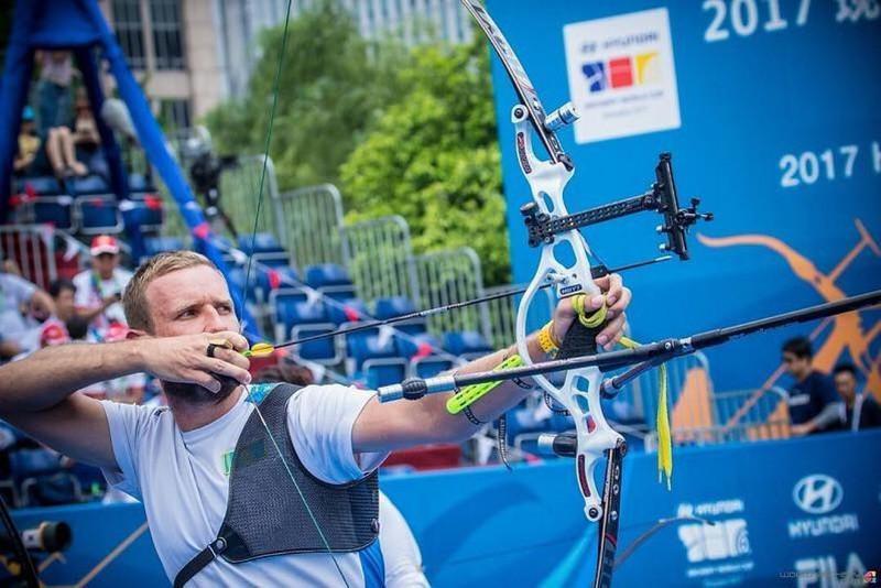 Kazakhstani archer 9thin Archery Ranking Round at Tokyo Olympics