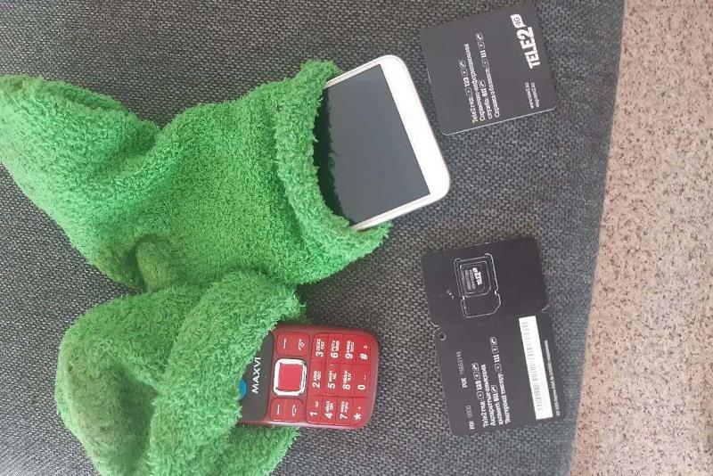 Женщина пыталась пронести телефоны в колонию в Алматинской области