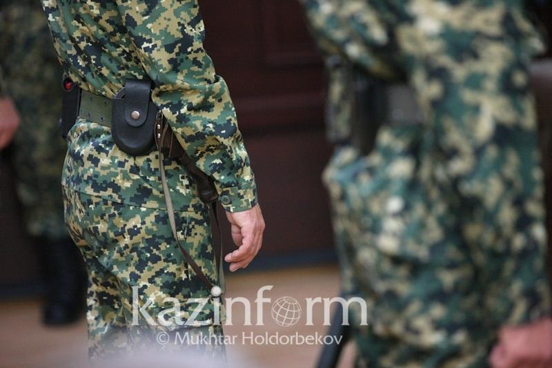 Курсант военного института получил пулевое ранение в Алматы