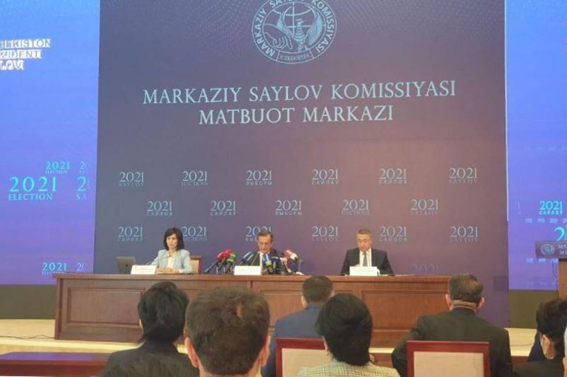 Uzbekistan Presidential campaign starts
