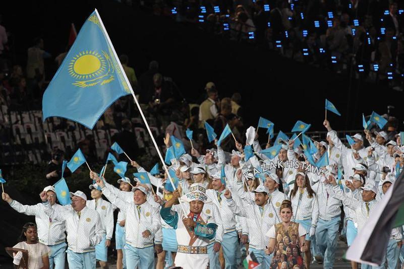 Как менялась форма сборной Казахстана на летних Олимпийских играх