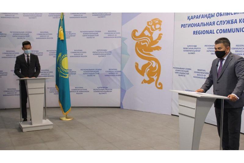 В каких районах Карагандинской области улучшают водоснабжение