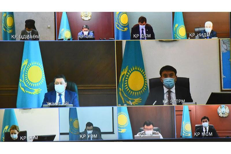 Совет по переходу к «зеленой экономике» рассмотрел вопросы несанкционированных свалок