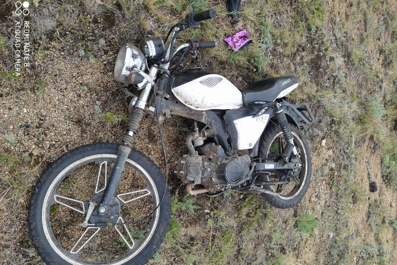 Мотоциклист погиб на трассе в Акмолинской области