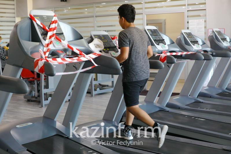 Ужесточение карантина: как будут работать столичные фитнес-центры, салоны красоты