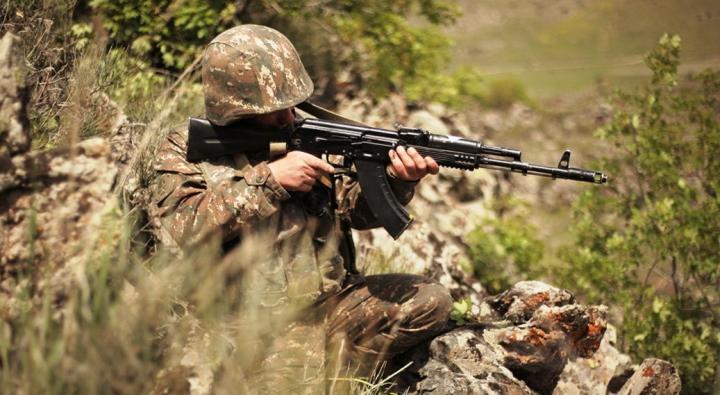 Перестрелка произошла на армяно-азербайджанской границе