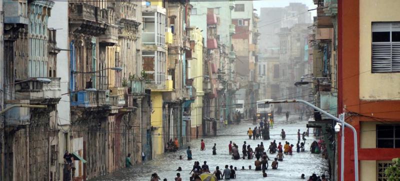 Список опасных бедствий подготовила Всемирная метеорологическая организация