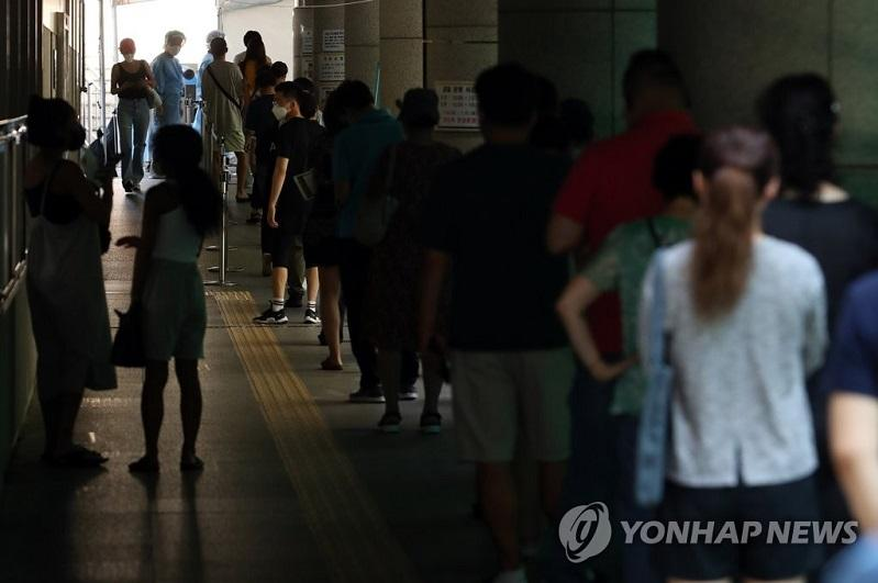 New cases above 1,600 in S. Korea amid stepped-up fight against 4thwave of pandemic