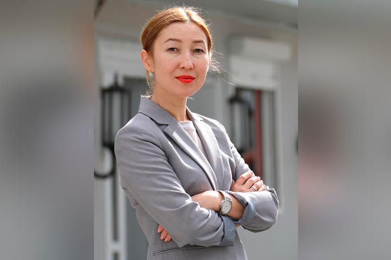 Aıaýjan Ashımova: Aýyl jurtshylyǵy saılaýǵa zor qyzyǵýshylyq bildirip otyr