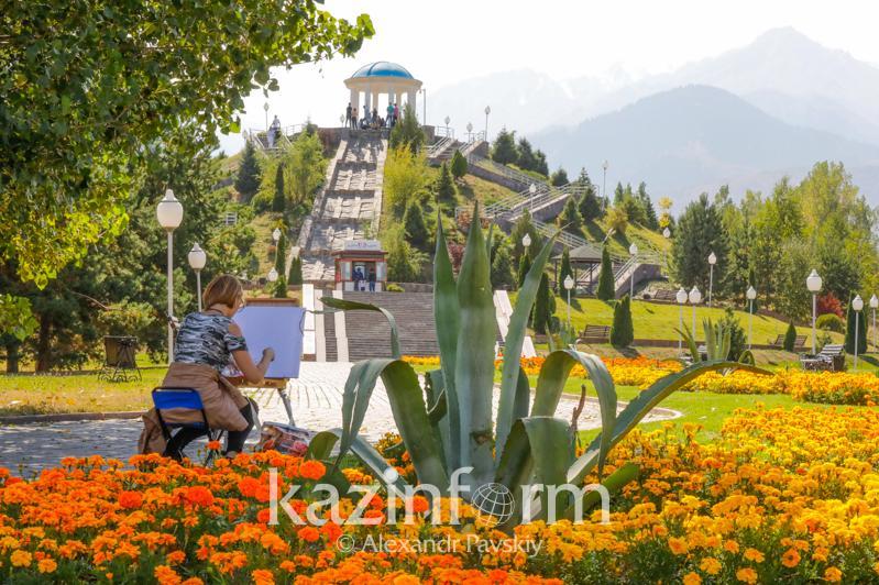 Сильная жара ожидается в Алматы